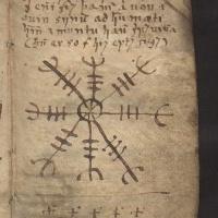 Simboli magici islandesi, i «galdrastafir»