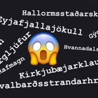 Pronuncia islandese per italiani