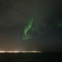 Vedere l'Aurora Boreale in Islanda
